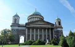 esztergom magyarország esztergomi bazilika dunakanyar