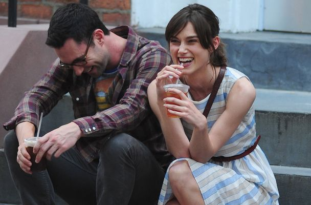 Begin Again - This looks like such a cute summer film I really want to see it