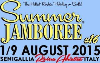 Behind Kaleidoscope Eyes: Summer Jamboree