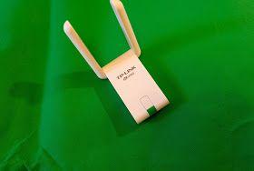 Вскрытие упаковки TP-LINK Archer T4UH http://got.by/1fgbhp - Купить в Ozon