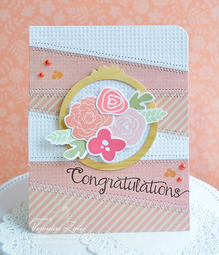 Papertrey Ink Make It Monday - Congratulations!