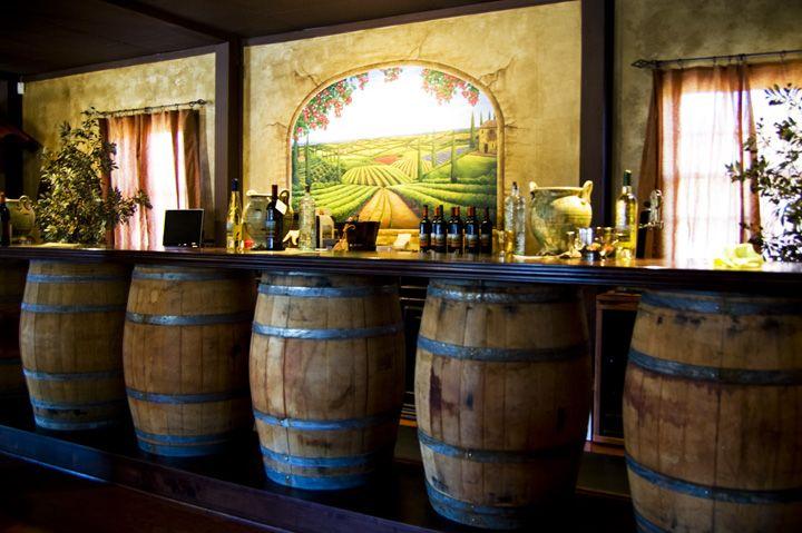 LOVE the barrels