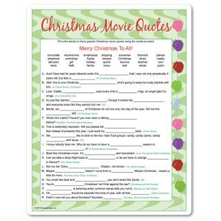Christmas musical games adults