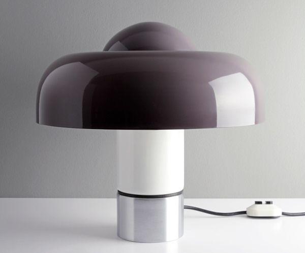Lampe Guzzini Luigi Massoni Brumburry1972 Furnitures