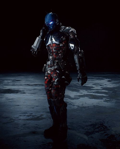 Arkham Knight Jason Todd