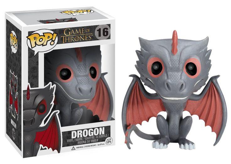 Funko POP! TV: Game of Thrones: Drogon