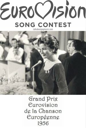 1956: I ♥ The Eurovision Song Contest