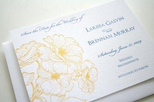 blue-yellow-vintage-floral-letterpress-wedding-save-the-dates