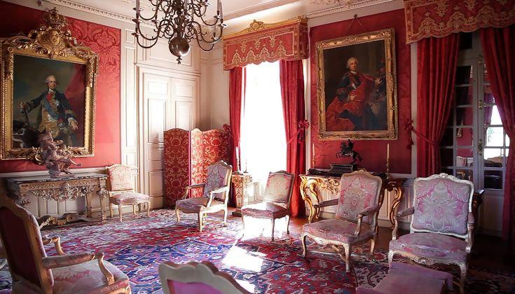 Château de Parentignat «Le petit Versailles d'Auvergne»