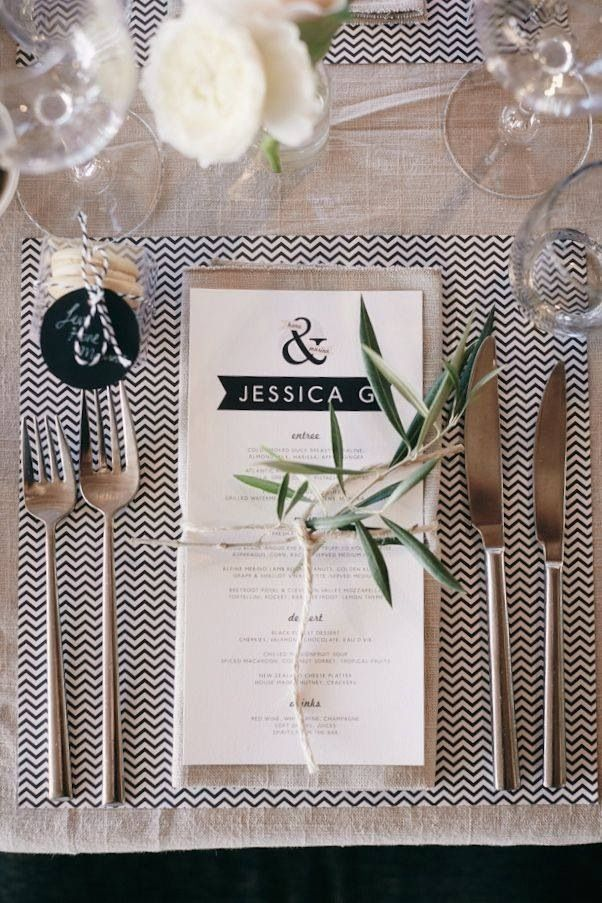 Natural wedding table setting!!