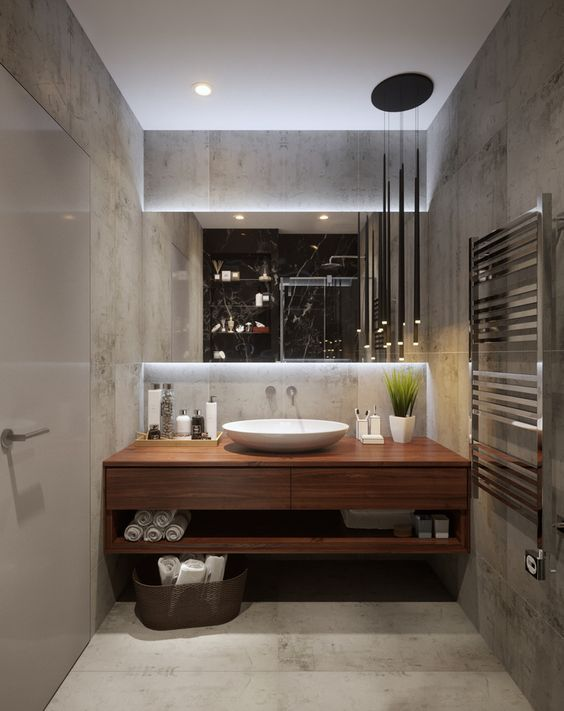 Bathroom design for a beautiful home. Complete you…