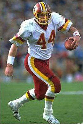 John Riggins, Kansas born, Kansas breed..... My favorite KU Football player of all time