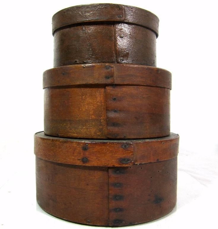 Antique 19thC PANTRY BOX STACK OF THREE Primitive Buttery Spice Box Tea Kitchen | Antiques, Primitives Sold  Ebay    201.00