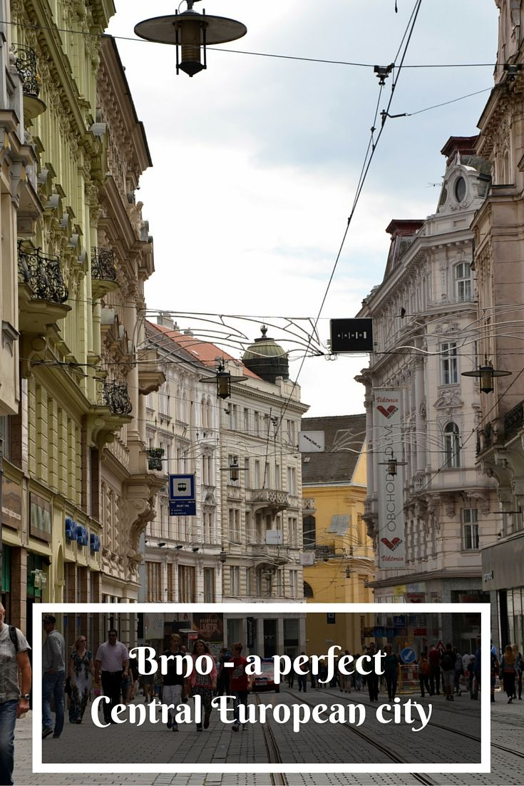 Brno - a perfect Central European city