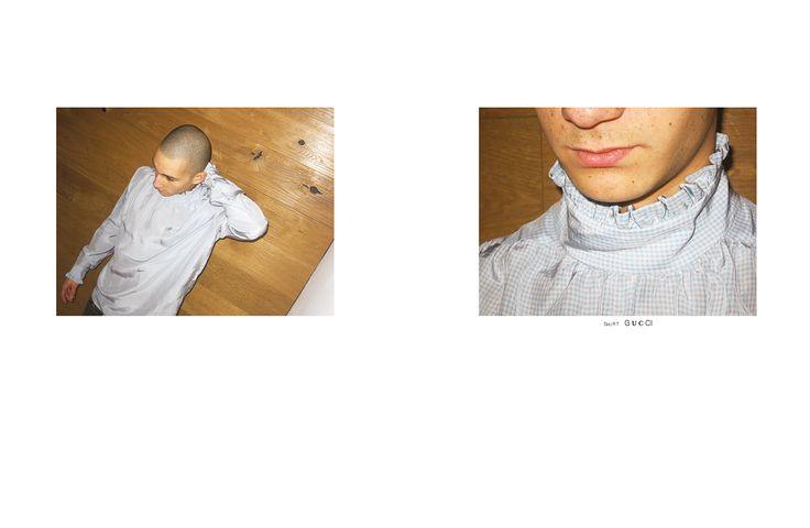 kid's wear Vol.44 - photo by Mike Meiré – Eau de Cologne