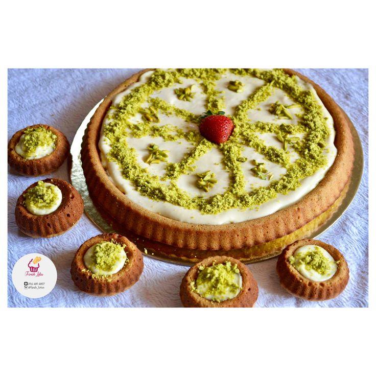 تارت البستاشيو Desserts Sweets Food