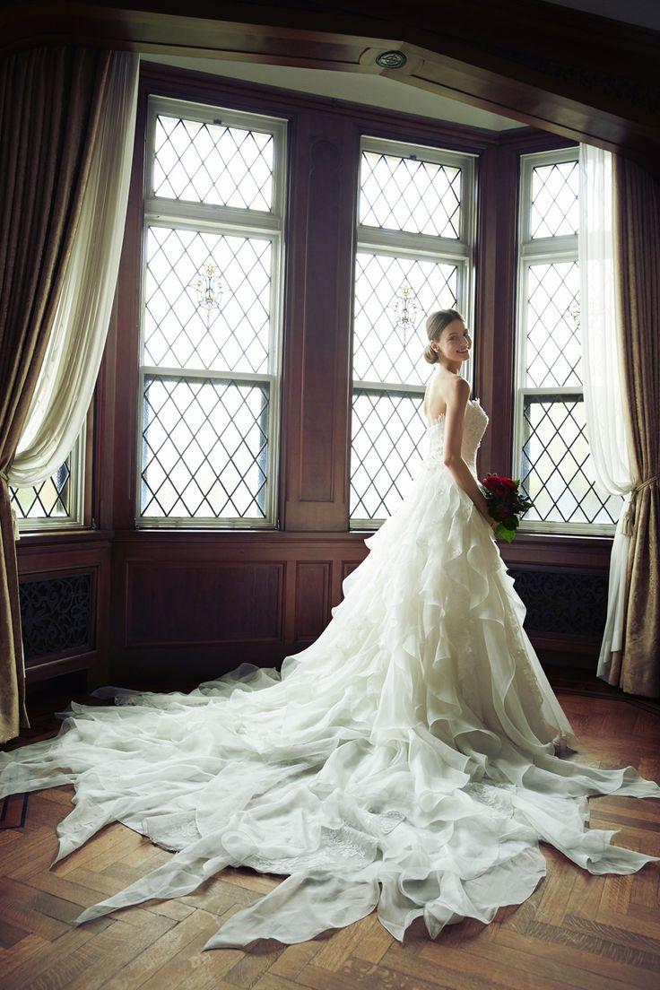 [dress:NOVARESE BTNV191]  weddingdress weddingday white princess