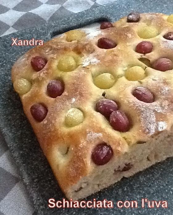 Zoet brood met druiven. Echt iets voor de herfst. Met recept!