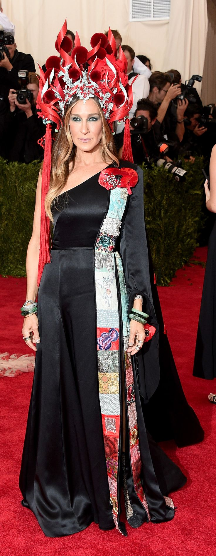 Sarah Jessica Parker Is on Fire at the Met Gala