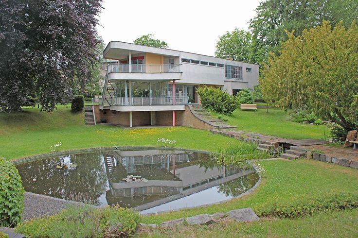 Hans Scharoun, Haus Schminke in Löbau von Konrad Feiler