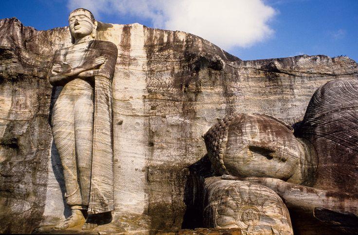 Big Buddhas