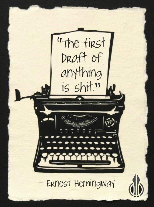True Story Mr. Hemingway