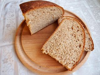 Jana´s food: Rychlý hrníčkový chléb