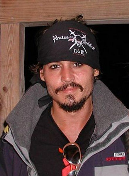 "Johnny Depp...Just one more reason to get up in the morning & say...""Thank you Jesus!!!"" LOL...but I think I misplaced him so I'll be back as soon as I locate him!!!! Maybe....LOL!!!"