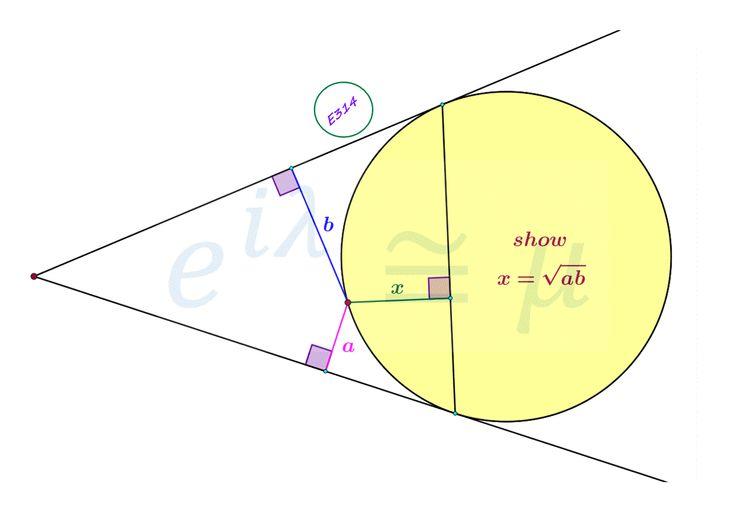 Circle Amp Tangents Mathematics Satexam Actexam
