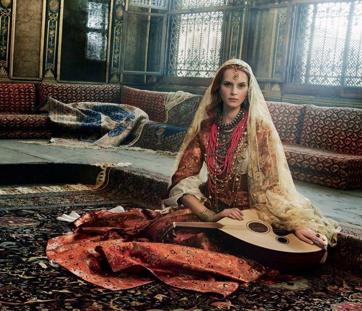 Ottoman Turkish woman