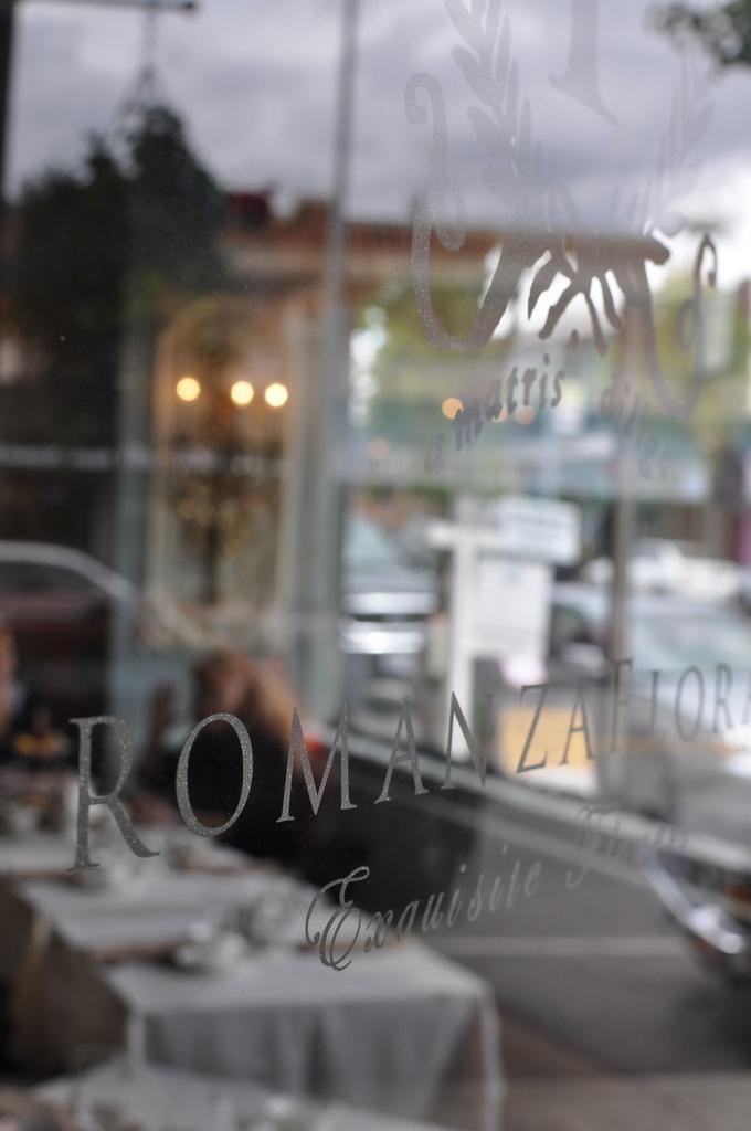 La Romanza Bistro Italiano West Seattle Junction