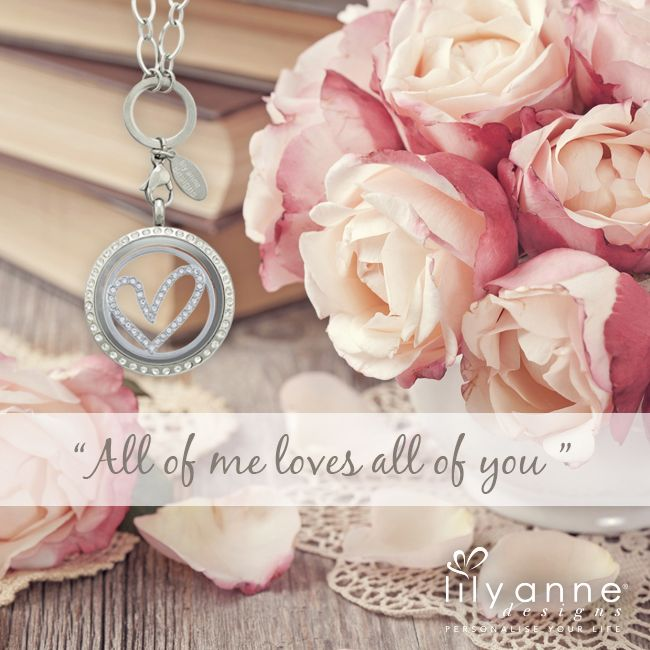 {All of me loves all of you} #LilyAnneDesigns #WindowPlates #PersonalisedLockets http://www.lilyannedesigns.com.au