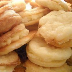 Zweedse gevulde koekjes