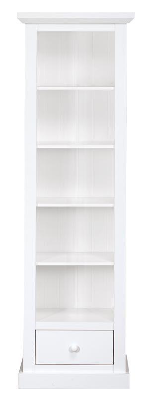 Boekenkast Julia: landelijk romantische kast voor bijvoorbeeld de eetkamer of woonkamer