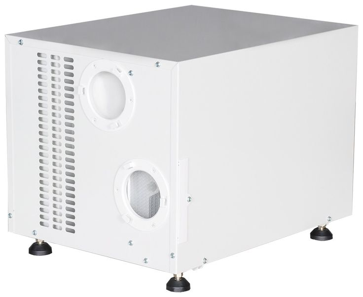 ClimateRight CR25000ACH Dog House Heater and Air Conditioner Front Angle