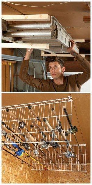 Идеи для гаража - Дизайн интерьеров   Идеи вашего дома   Lodgers