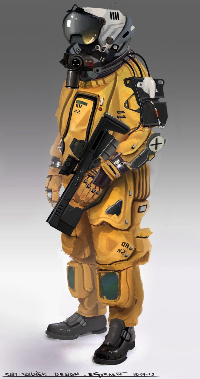 Suit Design by DrZoidberg96 on DeviantArt