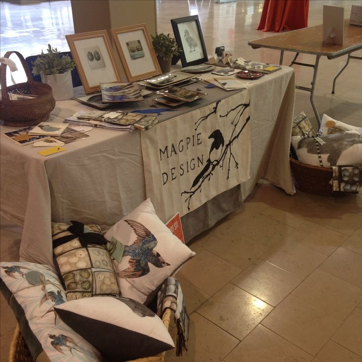 Magpie Design Booth at 2015 Alive Magazine Best of St. Louis Event
