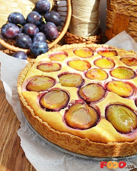 Страсбургский пирог со сливами | gutka - Кулинарные рецепты на Food.ua
