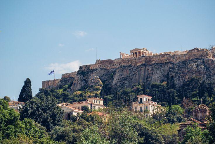 Acropolis. Athens, Greece by Olga Larkina Photography www.olgalarkina.com