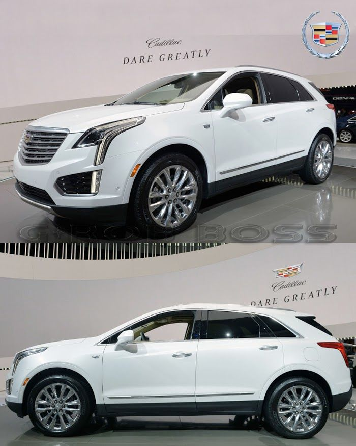 2017 Cadillac XT5 ( More