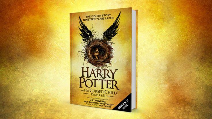 Tulisan J.K. Rowling yang lama ditunggu akhirnya akan segera keluar pertengahan tahun ini. Rowling rampung menggarap buku kedelapan dari seri Harry Potter Edisi Harry Potter and The Cursed Child. Cerita Harry Potter Si bocah penyihir yang menggemparkan jagad buku dunia ini akan rilis pada 31 Juli 2016 yang terbagi atas bagian 1 dan bagian 2.