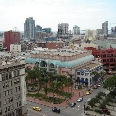 Great places to shop in San Diego:  a. Horton Plaza  b. Parkway Plaza  c. North County Fair Mall  d. UTC (University Town Center)  - http://sandiego.weknowurban.com/