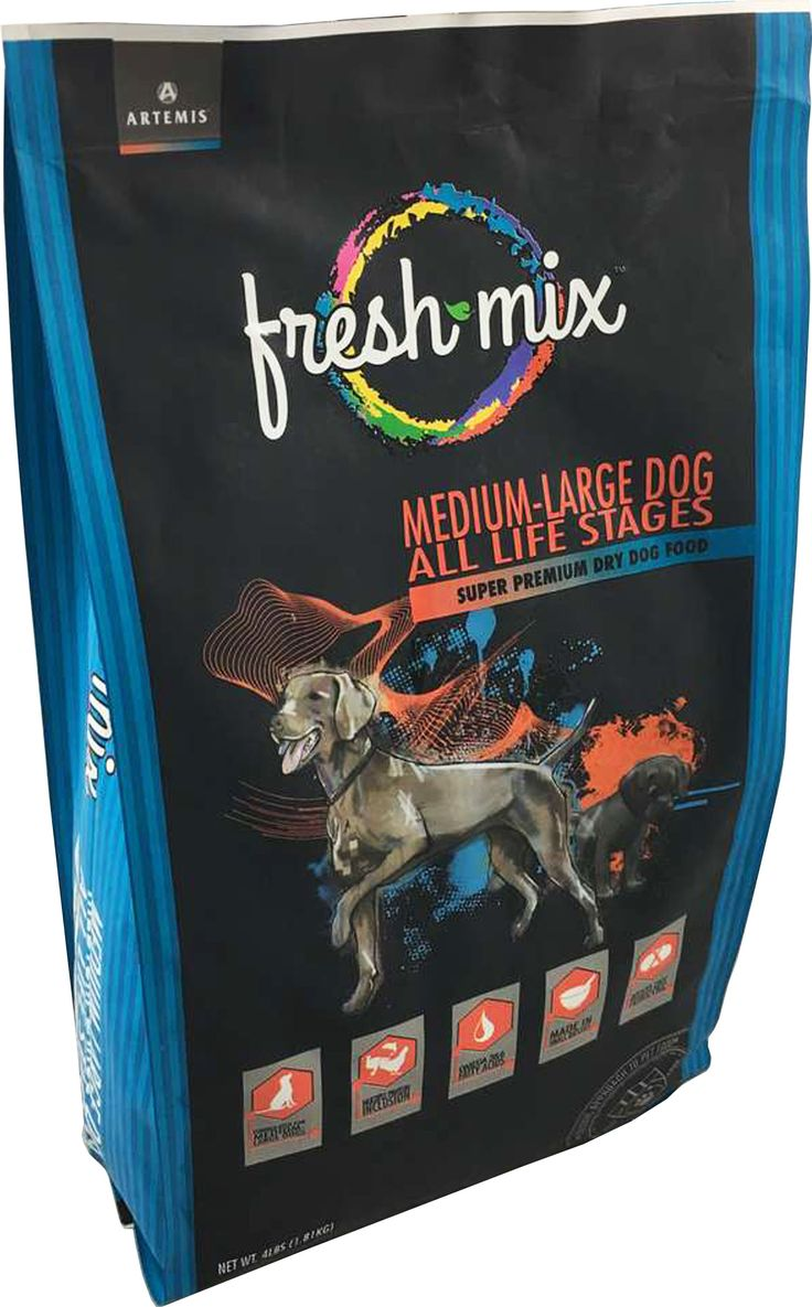 Fresh Mix Adult Dog Formula
