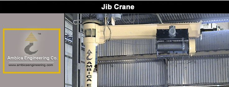 #Jib_cranes are generally used for the loading and unloading on the machine center of assembly station. These kinds of cranes are well suited for the loading and unloading of goods from different transport vehicles.