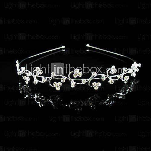 [EUR € 12.37] prachtige heldere kristallen bruiloft bruids hoofdband / hoofddeksel