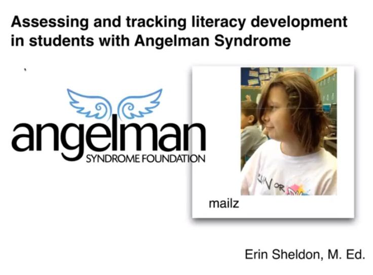 Video of the Week: The Development of Literacy Skills by Individuals with Angelman Syndrome - PrAACtical AAC