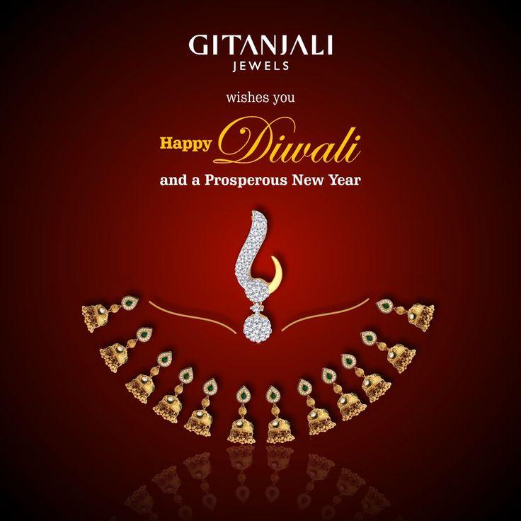#Gitanjali #Jewels #Facebook Page for #Diwali. #Oil #Lamp