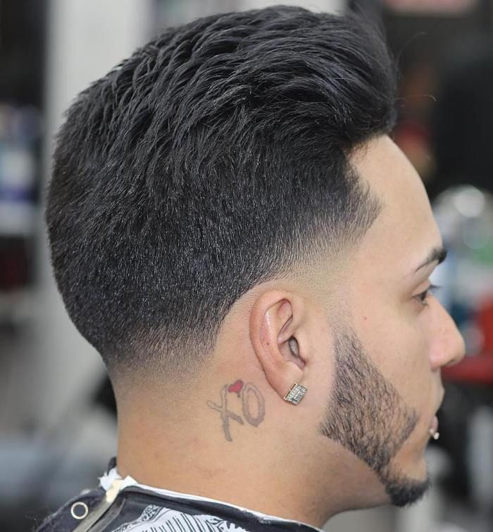 temple taper haircut pictures best 25 taper fade haircuts ideas on tapered 3570 | 26de21a9147bfbf2d11ec1e3c263d150