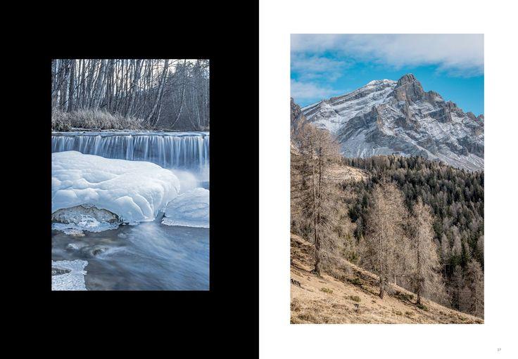 Dolomiti. Dalla Fotografia macro al Paesaggio. #vividolomiti #edizioni #montagna